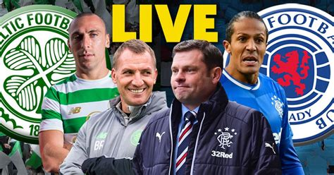 Celtic 0 Rangers 0 RECAP: Look back on our coverage as the ...
