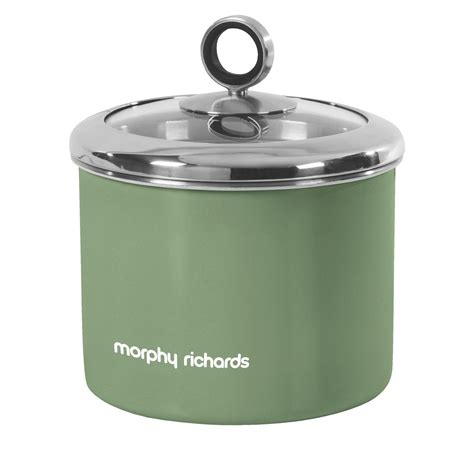 Morphy Richards Tea Coffee Sugar Biscuit Cake Kitchen
