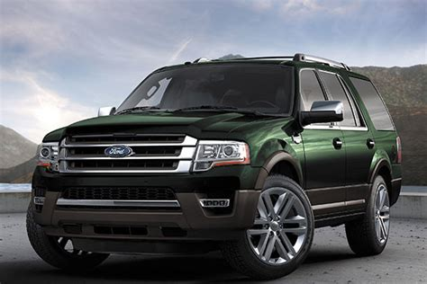 2016 Ford Expedition Review
