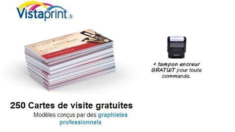 carte de visite gratuite sans frais de port vos cartes de visite gratuites sur vistaprint echantillonsgratuits fr