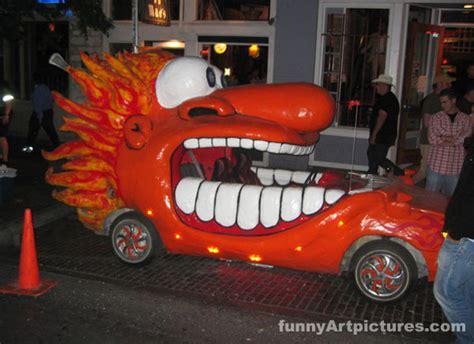 Creative Car Model Images