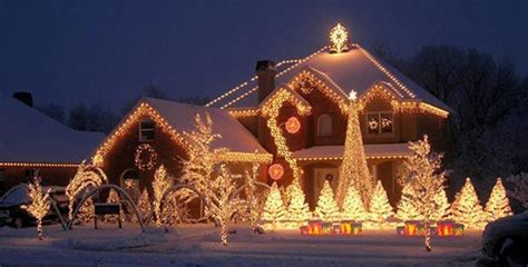 amazing house light displays