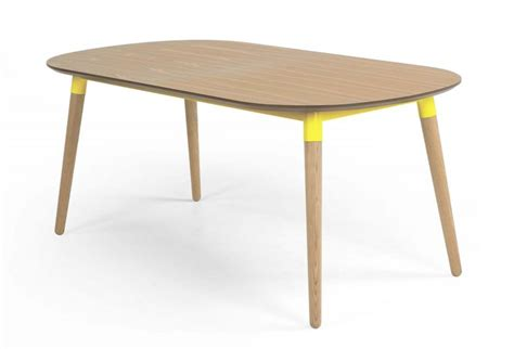 table a rallonge bois table 224 rallonges moderne en bois