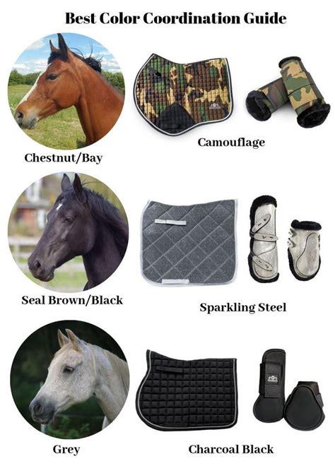 horse tack colors equestroom equestrian guide colorful match fits coat english coordination sets