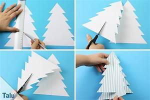 Weihnachtsbaum Basteln Papier : 3d weihnachtsbaum aus papier basteln neujahrsblog 2020 ~ A.2002-acura-tl-radio.info Haus und Dekorationen