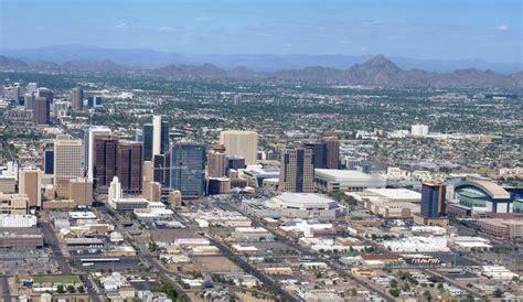 phoenix city  arizona sightseeing  landmarks