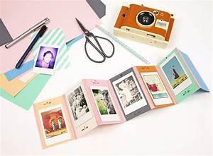 Basteln Mit Fotos : geschenkidee diy foto leporello und lomo 39 instant kamera ~ Lizthompson.info Haus und Dekorationen