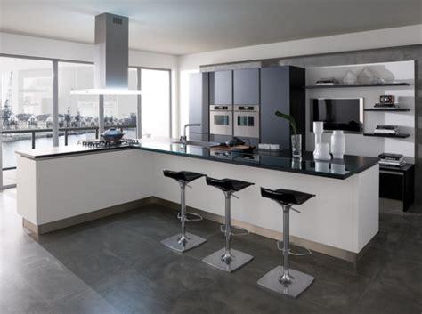 modele cuisine conforama cuisine ouverte avec ilot bar cuisine en image
