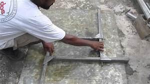 Dosage Ciment Pour Moulage : moule beton reglabe youtube ~ Melissatoandfro.com Idées de Décoration