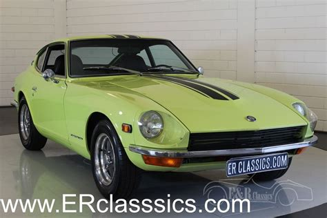 Datsun 250z by Datsun 240z Coupe 1972 For Sale At Erclassics