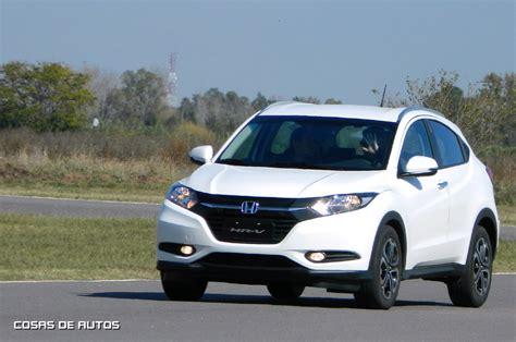 Honda Hrv 2015 Versiones Y Precios