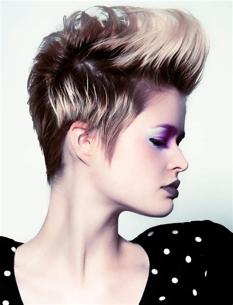 High Fashion Short Haircuts.