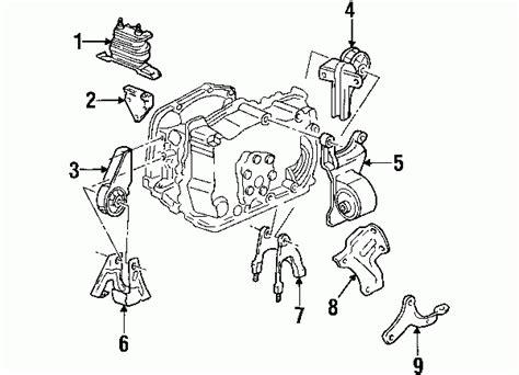 Alero Engine Diagram by 2003 Oldsmobile Alero Engine Diagram Automotive Parts