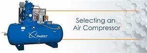How To Select An Air Compressor