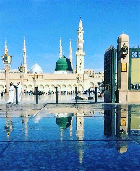 Wallpaper Prophet Mosque by The Prophet S Mosque In Medina Masjids Saudi Arabia