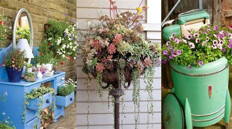 20 Geniales Ideas Para Dar A Tu Jardín Una Apariencia