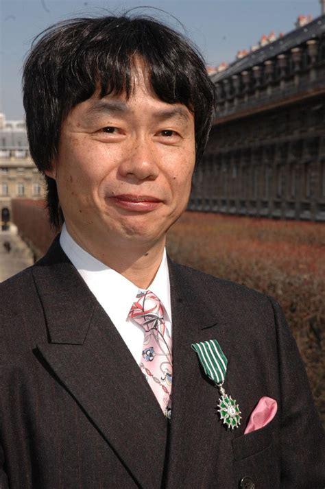 Picture of Shigeru Miyamoto