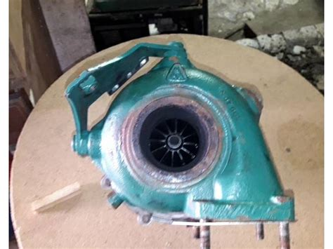 turbo  motor volvo penta   em segunda mao
