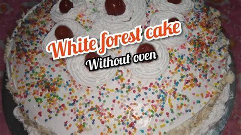 Mango cake without oven in malayalam #mangocakehomemade #nooven #lowbudget please visit. White forest cake / without oven / easy method/Malayalam recipe/ വൈറ്റ് ഫോറസ്റ്റ് കേക്ക് ...