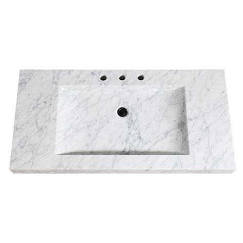 avanity            stone integrated