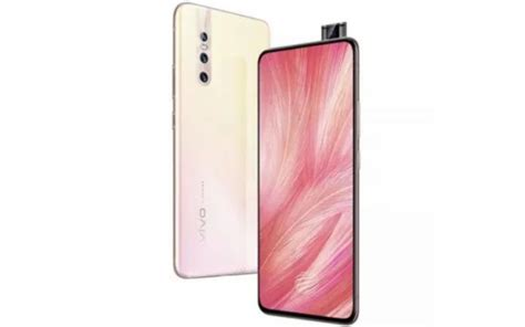 vivo   pro launched  china  popup front