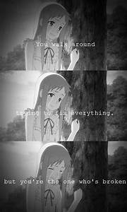248 best Anime quotes images on Pinterest | Manga quotes ...