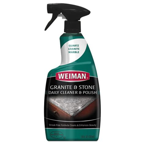 granite cleaner and citrus scent 24 oz bottle