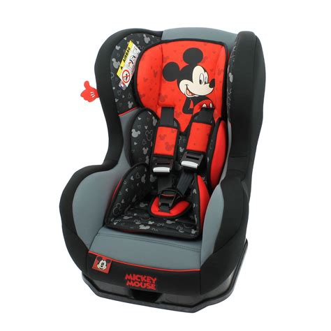 si鑒e nania nania cosmo baby child disney car seat 0 1 up to 18kg 0 4 years ebay