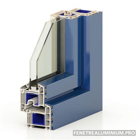 fenetre vitrage les vitrages des fen 234 tres en aluminium