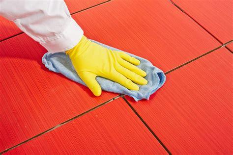 cleaning solution  ceramic tiles floor