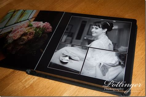 Kehlen And Zach's Coffee Table Album  Pottinger Photography
