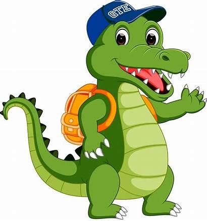 Alligator Clipart Mascot Transparent Greentree Webstockreview Elementary