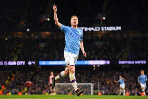 Kevin De Bruyne named Premier League player of the season