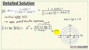 Inverse Z-transform Example  1
