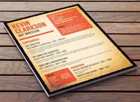 Wanted Resumes by The Wanted Poster Style Resume Resume Baker