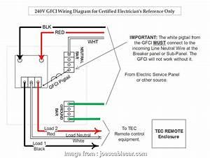 Gfci Wiring Schematic