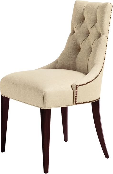 ritz dining chair by pheasant 7841 baker furniture