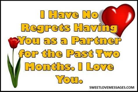 happy  month anniversary messages       sweet love messages
