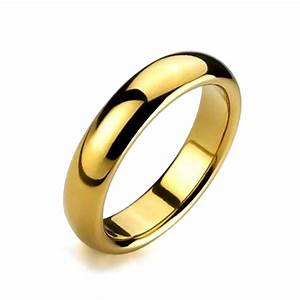 Tungsten comfort fit wedding band ring 6mm for Wedding rings and bands