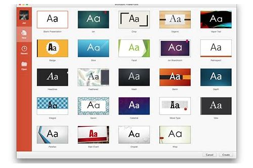 powerpoint mac download 2015