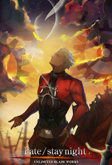 fate anime series episode list fate stay unlimited blade works vid 233 os et 233 pisodes