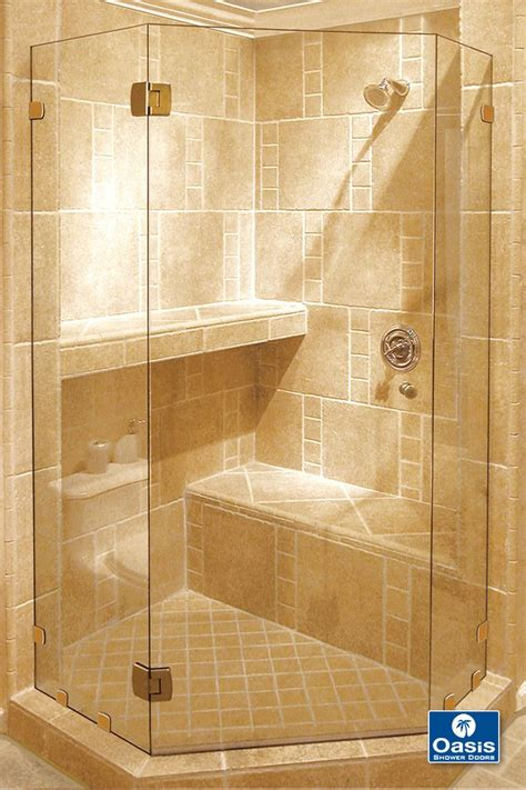 custom frameless shower enclosures images