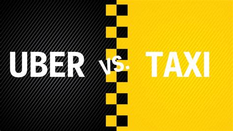 Uber Vs. Taxi Pricing By City