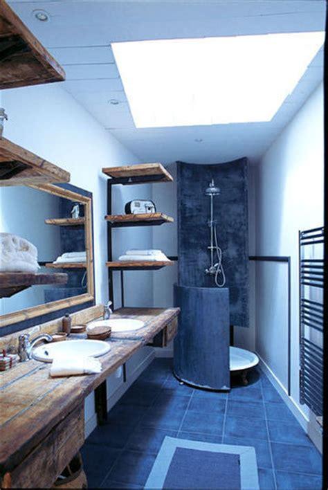 cuisine style brocante idées décoration 5 salles de bains pas comme les autres