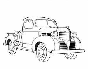 pick up coloriages des transports With 1970 ford f 150 4x4