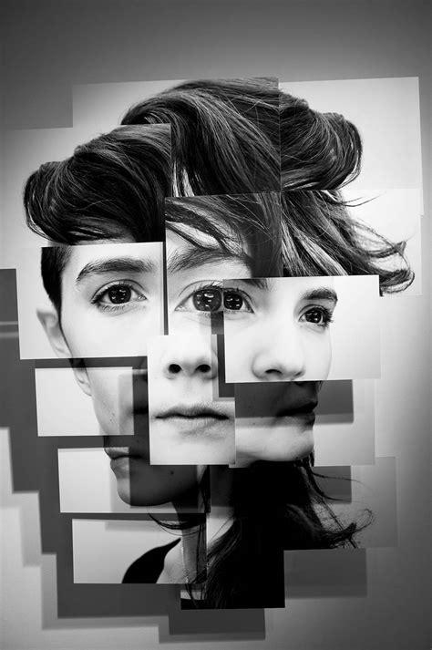 beautiful portrait photo sculptures fubiz media