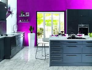 7 idees deco pour personnaliser une cuisine trouver des With idee couleur mur cuisine