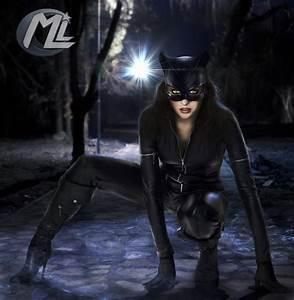 Catwoman Anne Hathaway from Batman by Maryneim on DeviantArt