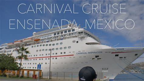 carnival cruise ensenada mexico bachelor party youtube