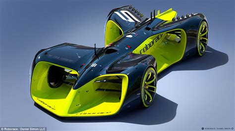 Driverless Cars Will Compete In 'roborace' Series In